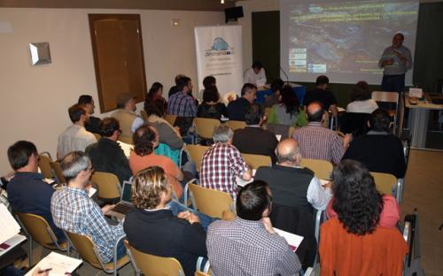 1er Seminario Técnico Desmania. Joaquim Gosálbez, Univ. Barcelona