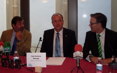 Presentación de la Estrategia Nacional del Desmán Ibérico y el proyecto LIFE+Desmania. 20 de septiembre de 2013, Plasencia (Cáceres)