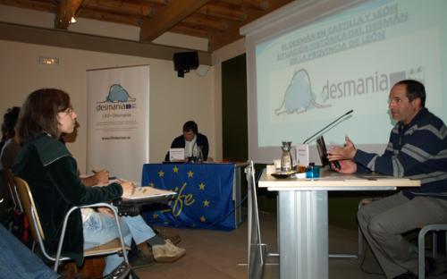 1er Seminario Desmania - Cesar Gómez, Junta CyL